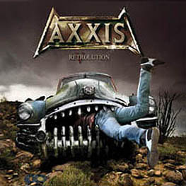 Axxis - Retrolution