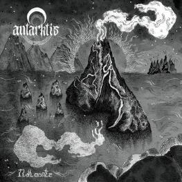 Antarktis - Ildlaante