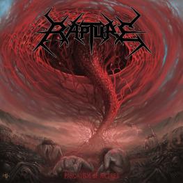 Rapture (GR) - Paroxysm Of Hatred