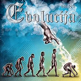 Evolucia - Hunt