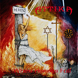 Attika - When Heroes Fall