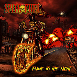 SpiteFuel - Flame To The Night