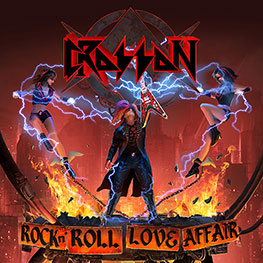 Crosson - Rock 'n Roll Love Affair