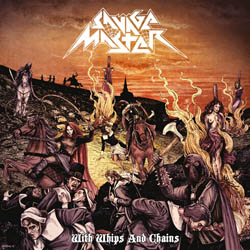 Savage Master - With Whips And Chains